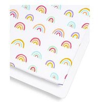 image-Snuz Cot / Cotbed Fitted Sheet