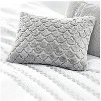 Product photograph showing By Caprice Garland Filled Cushion