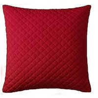 Product photograph showing Michelle Keegan Quilted Plush Cushion Mk