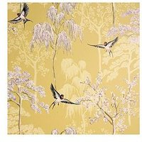 Product photograph showing Arthouse Japanese Garden Vinyl Wallpaper