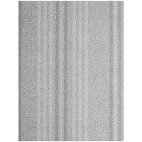 Product photograph showing Arthouse Grey Hamilton Stripe Vinyl Wallpaper