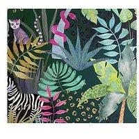Product photograph showing Arthouse Hidden Jungle Emerald Wallpaper