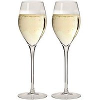 Product photograph showing Maxwell Williams Vino Set Of 2 Prosecco Glasses
