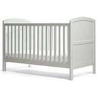 image-Mamas & Papas Dover Cot Bed, Dresser And Wardrobe