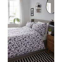 Product photograph showing Caryn Floral Duvet Cover Set Twin Pack