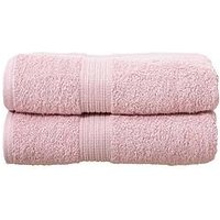 Product photograph showing Silentnight Lurex 2 Pack Hand Towels