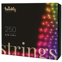 Product photograph showing Twinkly 20-metre App-controlled String Christmas Lights