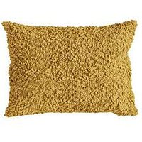 Product photograph showing Gallery Cotton Boucle Bolster Cushion