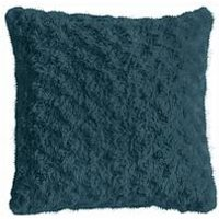 Product photograph showing Gallery Woodlander Faux Fur Cushion