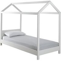 Product photograph showing Casita Childrens House Bed - Bed Frame Only