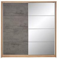 Product photograph showing Eclipse Sliding Wardrobe