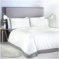 Product photograph showing Madison Double Duvet Cover Set