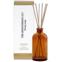 Product photograph showing The Aromatherapy Co Therapy Range Ndash Balance Cinnamon Amp Vanilla Bean Reed Diffuser