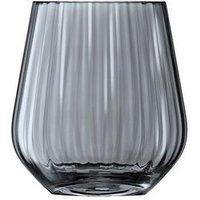 Product photograph showing Lsa International Zinc Vase Lantern