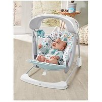 image-Fisher-Price Take Along Swing & Seat (Terrazzo Pacific Pebbles)