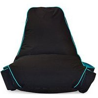 Product photograph showing Rucomfy Kids Gaming Beanbag Chair