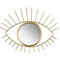 Product photograph showing Sass Belle Tribal Eye See You Mirror