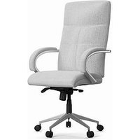 Product photograph showing Alphason Bedford Fabric Office Chair