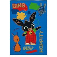Product photograph showing Bing Bunny Rebel Rules Blanket
