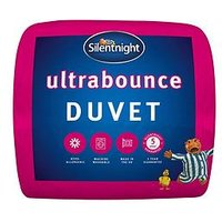 Product photograph showing Silentnight Ultrabounce 13 5 Tog Double Duvet