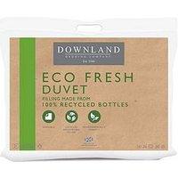 Product photograph showing Downland Eco Fresh 13 5 Tog Duvet