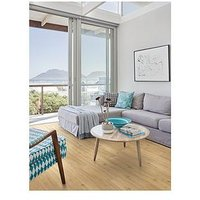 Product photograph showing Kahrs Oak Ikara Luxury Vinyl Tile 43 33 Per M2