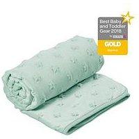 Product photograph showing Silentnight Bubble Fleece Blanket