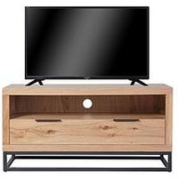 Product photograph showing K-interiors Waverton Small Tv Unit - Fits Up To 32 Inch Tv