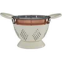 Product photograph showing Premier Housewares Prescott Small Colander