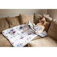 Product photograph showing Rest Easy Sleep Better Disney Frozen 2 Weighted Blanket Ndash 2 Kg Ndash 90 X 120 Cm