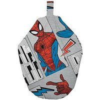 Product photograph showing Spiderman Marvel Ultimate Spider-man Flight Bean Bag