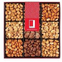 Product photograph showing Farhi Luxury Caramelised Nut Mix