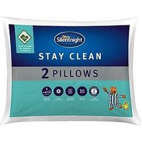 Product photograph showing Silentnight Stay Clean Pillow