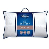 Product photograph showing Silentnight Luxury Air Comfort Pillow