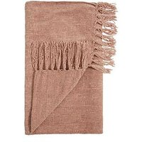 Product photograph showing Cascade Home Crystal Chenille Heavyweight Throw