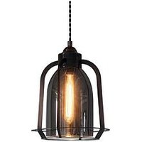 Product photograph showing Gallery Aykley Pendant Light