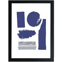 Product photograph showing East End Prints Apical 3 A3 Framed Print