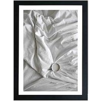 Product photograph showing East End Prints Coffee Time In Bed By Studio Na Hili A3 Framed Print