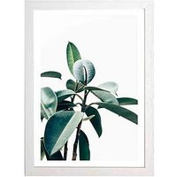 Product photograph showing East End Prints L Amour De Ma Vie By 83 Oranges A3 Framed Print