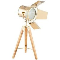 Product photograph showing Pacific Lifestyle Tripod Table Lamp