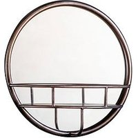 Product photograph showing Gallery Milton Round Mirror