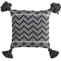 Product photograph showing Gallery Lattice Weave Cushion