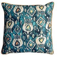 Product photograph showing Gallery Tulum Cushion