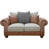 Product photograph showing Madison 2 Seater Scatterback Sofa