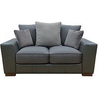 Product photograph showing Britany 2 Seater Scatterback Sofa