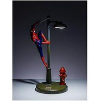 Product photograph showing Marvel Spiderman Lamp