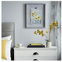 Product photograph showing Graham Brown Springtime Petals Framed Print