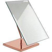 Product photograph showing Premier Housewares Clara Table Mirror