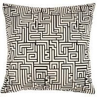 Product photograph showing Luxe Collection A-maze Cushion
