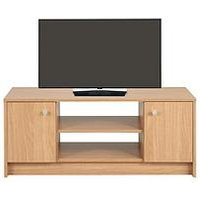 Product photograph showing Home Essentials - Oslo Large Tv Unit - Fits Up To 40 Inch Tv